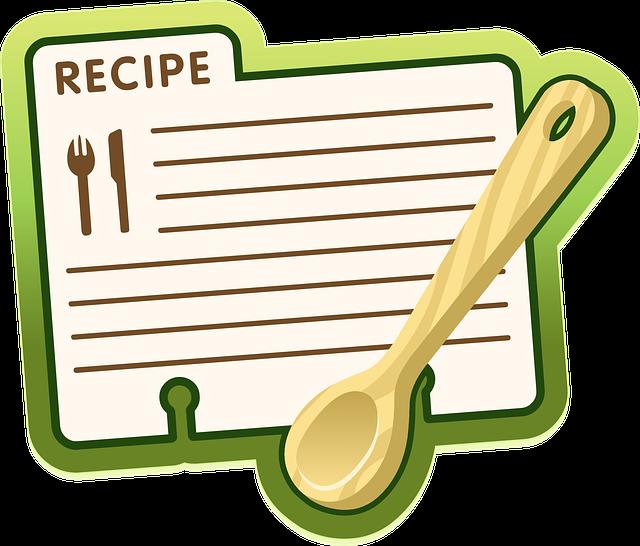 レシピの絵