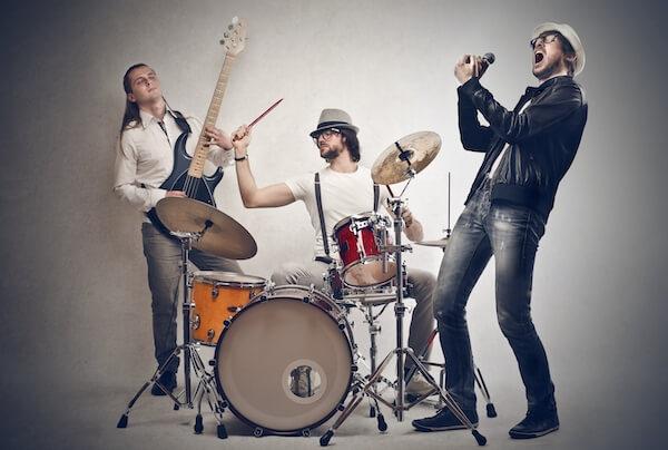 男性バンド