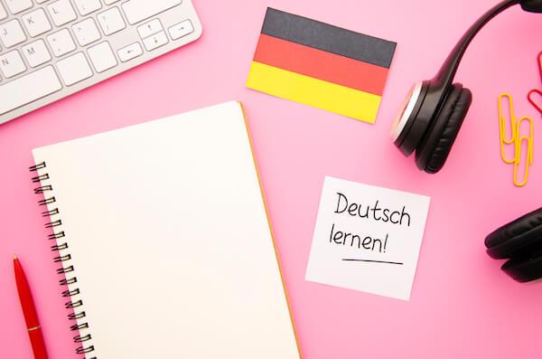 ドイツ語を学ぶためのノート