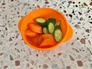 ぬか美人に使う野菜