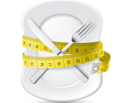 お皿とナイフとフォーク